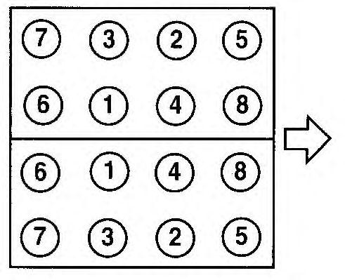 Прокладка головки блока цилиндров (ГБЦ) AJUSA 10120300
