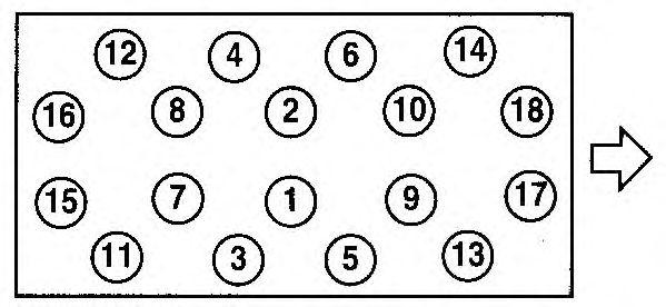 Прокладка головки блока цилиндров (ГБЦ) AJUSA 10095500