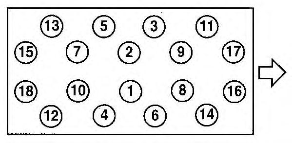 Прокладка головки блока цилиндров (ГБЦ) AJUSA 10070910