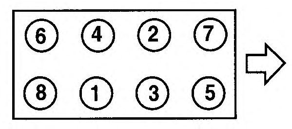 Прокладка головки блока цилиндров (ГБЦ) AJUSA 10139300