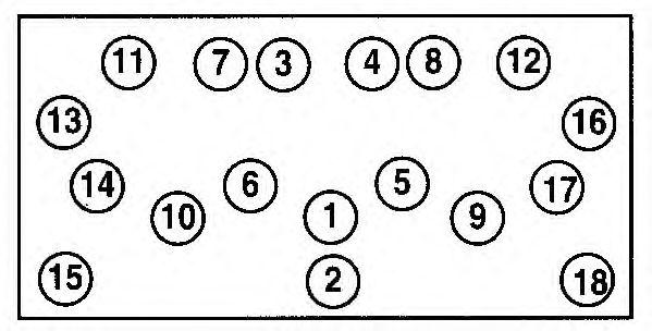 Прокладка головки блока цилиндров (ГБЦ) AJUSA 10055000