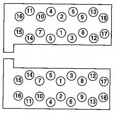 Прокладка головки блока цилиндров (ГБЦ) AJUSA 10048400