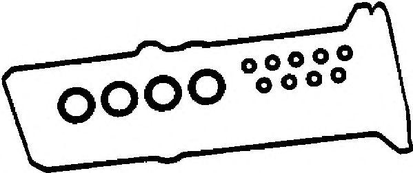 Комплект прокладок клапанной крышки AJUSA 56025900