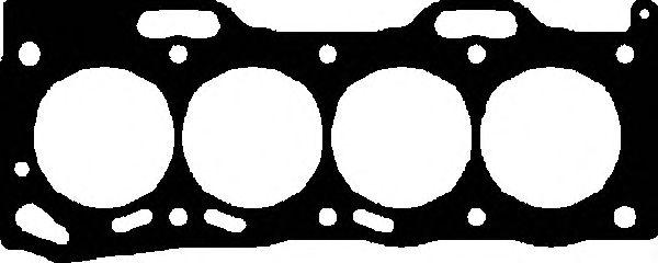 Прокладка головки блока цилиндров (ГБЦ) CORTECO 414087P