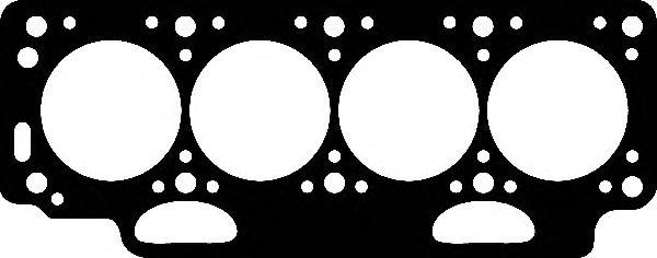 Прокладка головки блока цилиндров (ГБЦ) CORTECO 411278P
