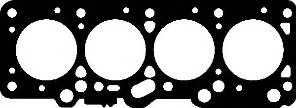Прокладка головки блока цилиндров (ГБЦ) CORTECO 411335P