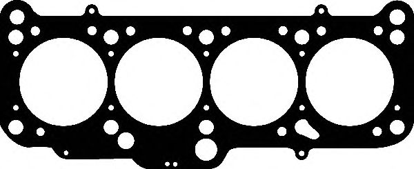 Прокладка головки блока цилиндров (ГБЦ) CORTECO 414596P