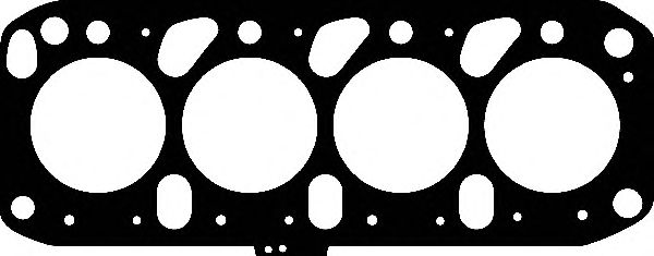 Прокладка головки блока цилиндров (ГБЦ) CORTECO 414611P