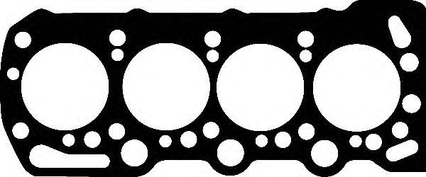 Прокладка головки блока цилиндров (ГБЦ) CORTECO 414662P