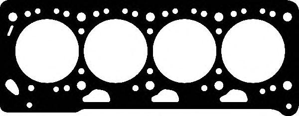 Прокладка головки блока цилиндров (ГБЦ) CORTECO 414674P
