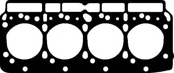 Прокладка головки блока цилиндров (ГБЦ) CORTECO 414776P