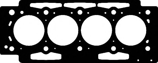 Прокладка головки блока цилиндров (ГБЦ) CORTECO 415005P