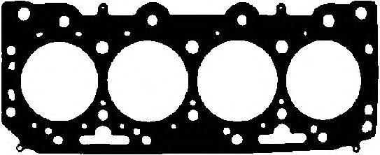 Прокладка головки блока цилиндров (ГБЦ) CORTECO 415176P