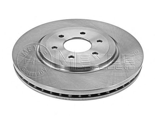 Тормозной диск MEYLE 36-15 521 0051