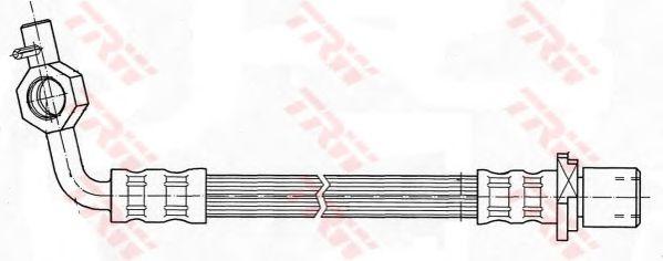 Тормозной шланг TRW PHD403