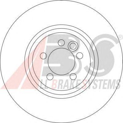 Тормозной диск A.B.S. 17050