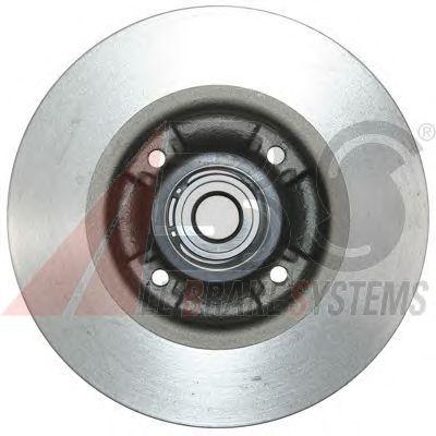 Тормозной диск A.B.S. 17542C