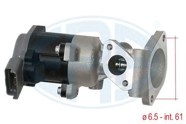 Клапан рециркуляции ОГ ERA 555011