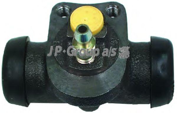Колесный тормозной цилиндр JP GROUP 1261300100