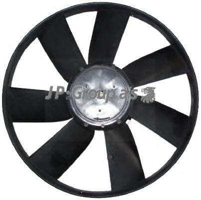 Электродвигатель вентилятора радиатора JP GROUP 1199100700