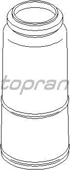 Пыльник амортизатора TOPRAN 104 159