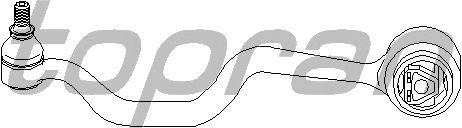 Рычаг подвески TOPRAN 500 122