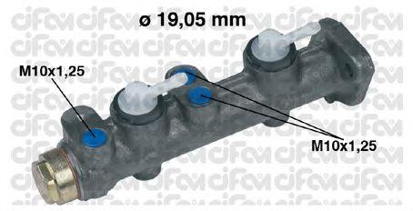 Главный тормозной цилиндр CIFAM 202-063