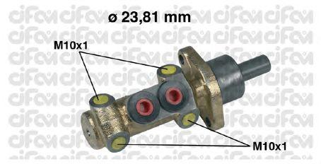 Главный тормозной цилиндр CIFAM 202-398