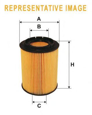 Масляный фильтр WIX FILTERS WL7468