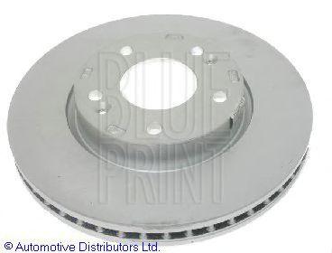 Тормозной диск BLUE PRINT ADG04358