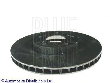 Тормозной диск BLUE PRINT ADH24363