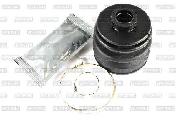 Комплект пыльника ШРУСа PASCAL G55001PC