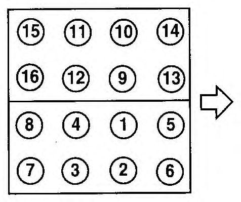 Прокладка головки блока цилиндров (ГБЦ) AJUSA 10109800