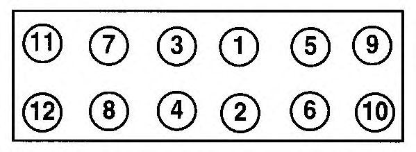 Прокладка головки блока цилиндров (ГБЦ) AJUSA 10105100