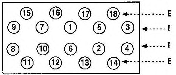 Прокладка головки блока цилиндров (ГБЦ) AJUSA 10119200
