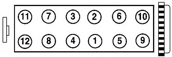 Прокладка головки блока цилиндров (ГБЦ) AJUSA 10150930