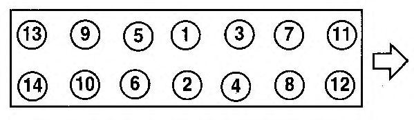 Прокладка головки блока цилиндров (ГБЦ) AJUSA 10023700