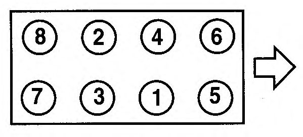 Прокладка головки блока цилиндров (ГБЦ) AJUSA 10163800