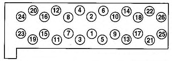 Прокладка головки блока цилиндров (ГБЦ) AJUSA 10095700