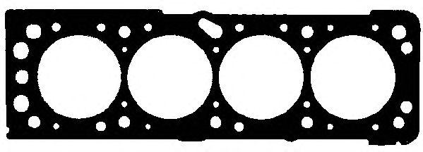Прокладка головки блока цилиндров (ГБЦ) AJUSA 10151600