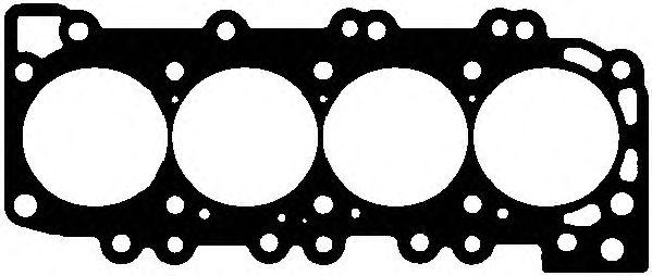 Прокладка головки блока цилиндров (ГБЦ) AJUSA 10160230