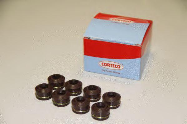 Комплект сальников клапанов CORTECO 19025718