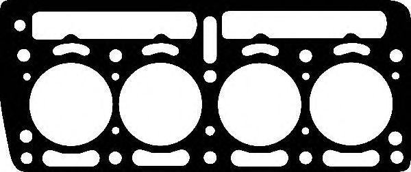 Прокладка головки блока цилиндров (ГБЦ) CORTECO 414563P