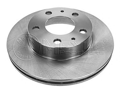 Тормозной диск MEYLE 215 521 0003