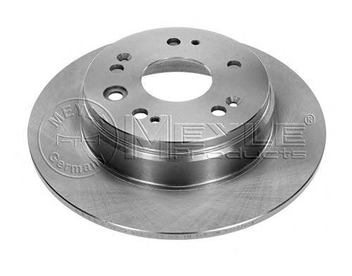 Тормозной диск MEYLE 31-15 523 0029