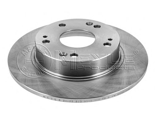 Тормозной диск MEYLE 31-85 523 0009