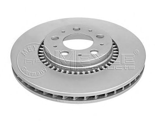 Тормозной диск MEYLE 515 521 0001/PD