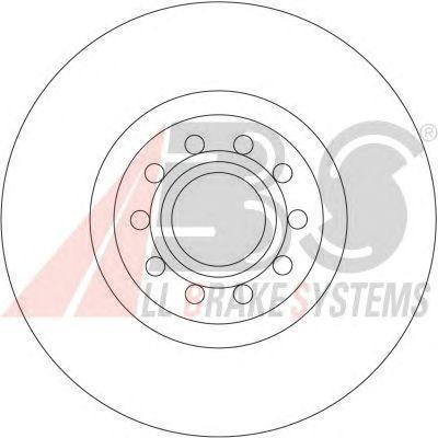 Тормозной диск A.B.S. 16930