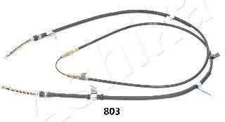 Трос ручника ASHIKA 131-08-803
