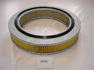 Воздушный фильтр ASHIKA 20-03-316